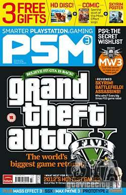 Обложка PSM3 за декабрь