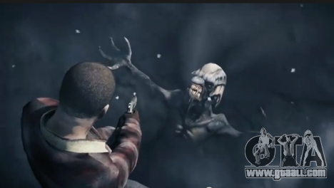 GTA 5 frozen alien