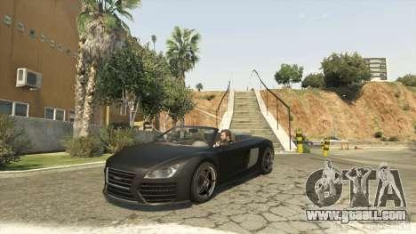 Obey 9F Cabrio - GTA 5