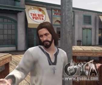 a guy like Jesus GTA 5