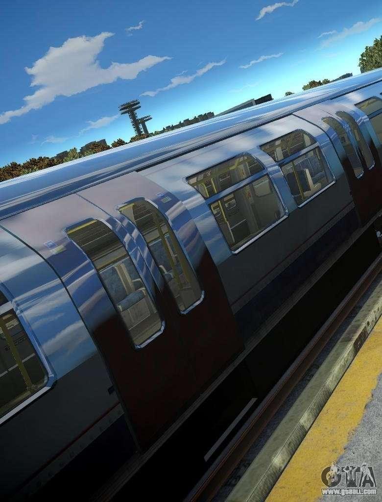 Trains for GTA 4 with automatic installation: free download