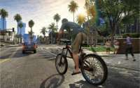 Preview GTA 5 from GameInformer in the Russian language part 1