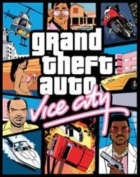 logo GTA Vice City