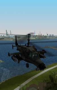 GTA Vice City: mods of helicopters with automatic installation download free