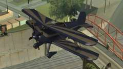 Code for the airplane Stunt Plane from GTA San Andreas