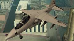Code for the plane Hydra from GTA San Andreas