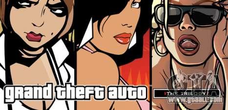 GTA 3, GTA VC and GTA SA on Mac OS X for three years