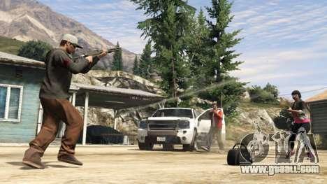 GTA Online Capture gameplay screenshot