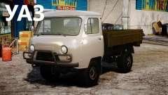UAZ for GTA 4