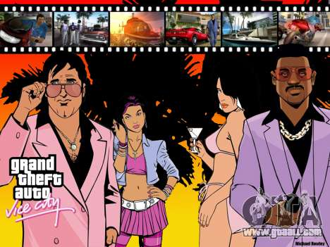 GTA Vice City on the PlayStation 3 (PSN) 1 year