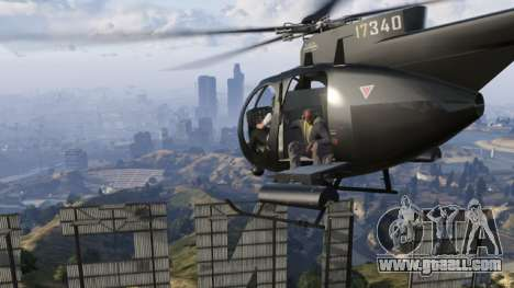 GTA Online: the most complex mission