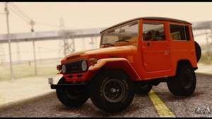 Toyota Land Cruiser (FJ40) 1978 for GTA San Andreas