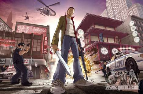 5 years since the release of GTA CW PSP in Australia