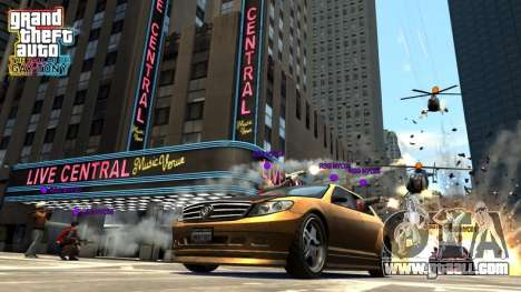 Releases for Xbox 360: GTA TBOGT