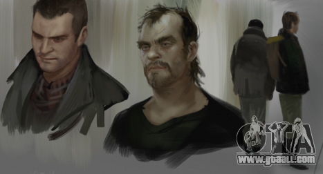 Update GTA Fan Art from 21.10.14