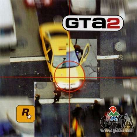 15 years since the release of GTA 2 PC in Russia