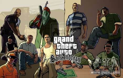 Late ports of GTA SA PS3 version in America