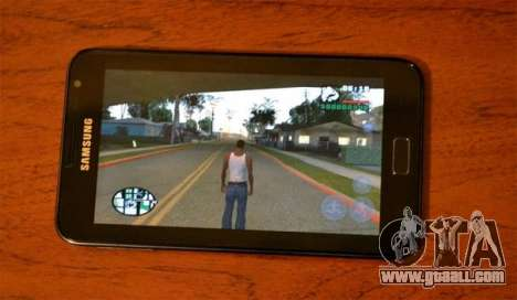 GTA Releases for Android: San Andreas
