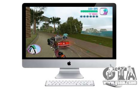 Release GTA VC for OS X in North America