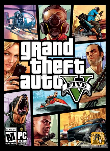 GTA 5 PC: orders and forthcoming events
