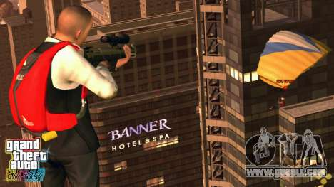 Release GTA 4 TBOGT for PC, PS3 in Russia