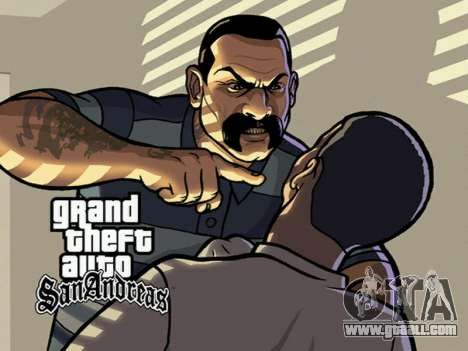 GTA SA: port output for PC in Europe