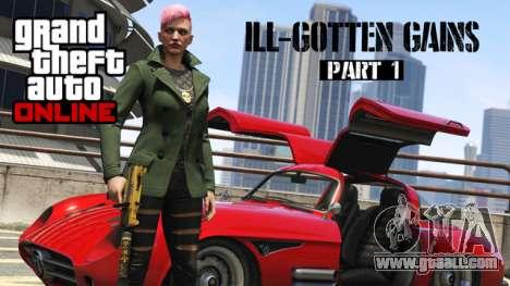 GTA Online Update: part 1