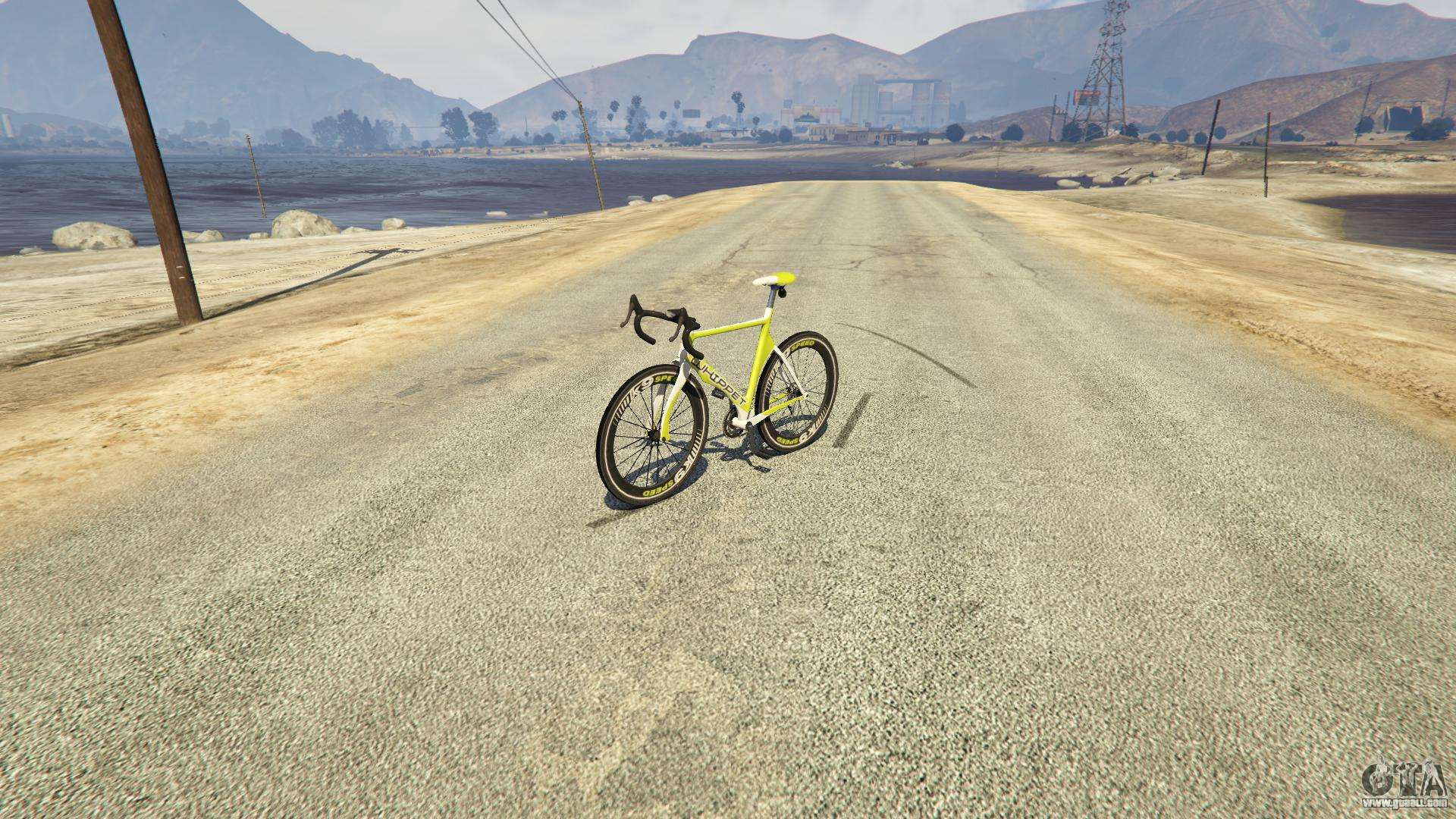 Whippet Race  Bike from GTA 5
