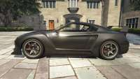 Annis Elegy RH 8 from GTA 5 - side view