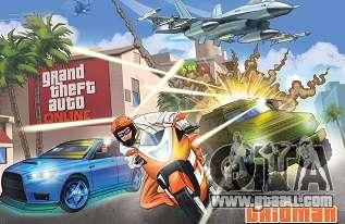 GTA Online Dridman