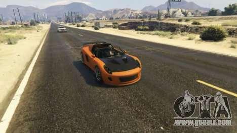 GTA 5 pursuit voltic from nois