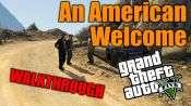 GTA 5 Walkthrough - An Americna Welcome