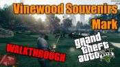 GTA 5 Single PLayer Walkthrough - Vinewood Souvenirs - Mark