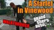 GTA 5 Walkthrough - A Starlet in Vinewood