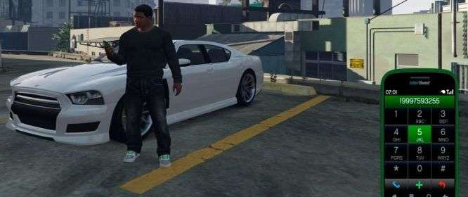 How to enter codes GTA 5 on the PS4