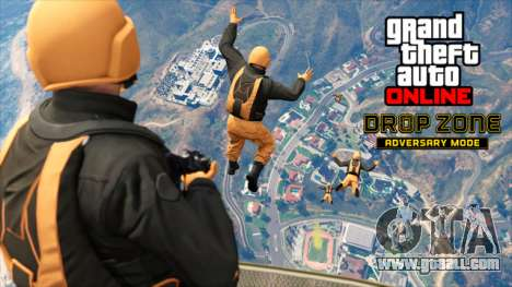GTA Online Useful Tips: Drop Zone