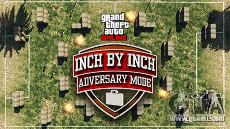 A new Adversary Mode Inch by Inch