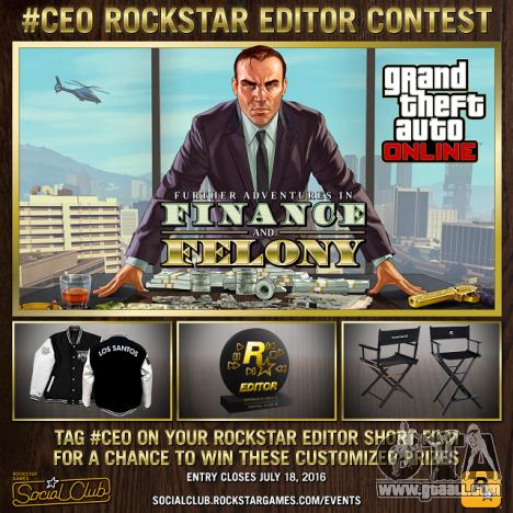 #CEO Rockstar Editor contest