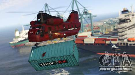 Cargo delivery in GTA Online