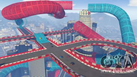 Stunt track GTA Online