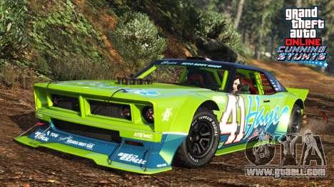 Declasse Drift Tampa from GTA Online