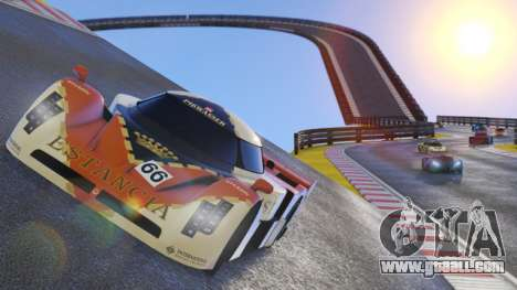 Highway to Heaven in GTA Online