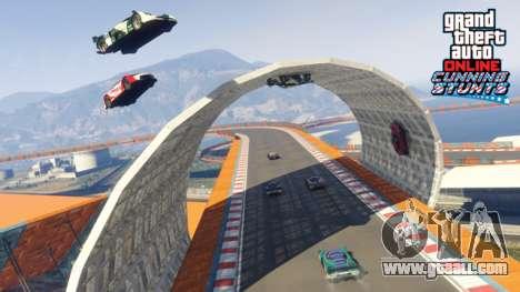 Double loop in GTA Online