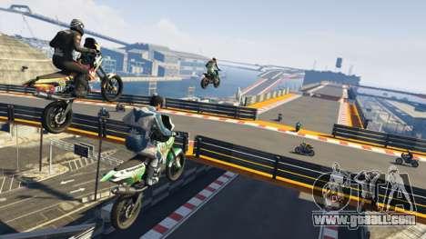 Sky bikers GTA Online