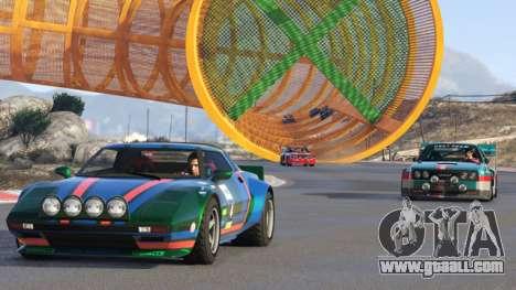 The race is on in GTA Online