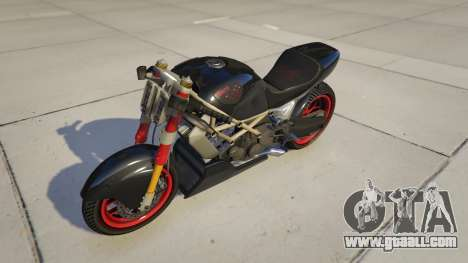Principe Diabolus Custom from GTA 5 front view