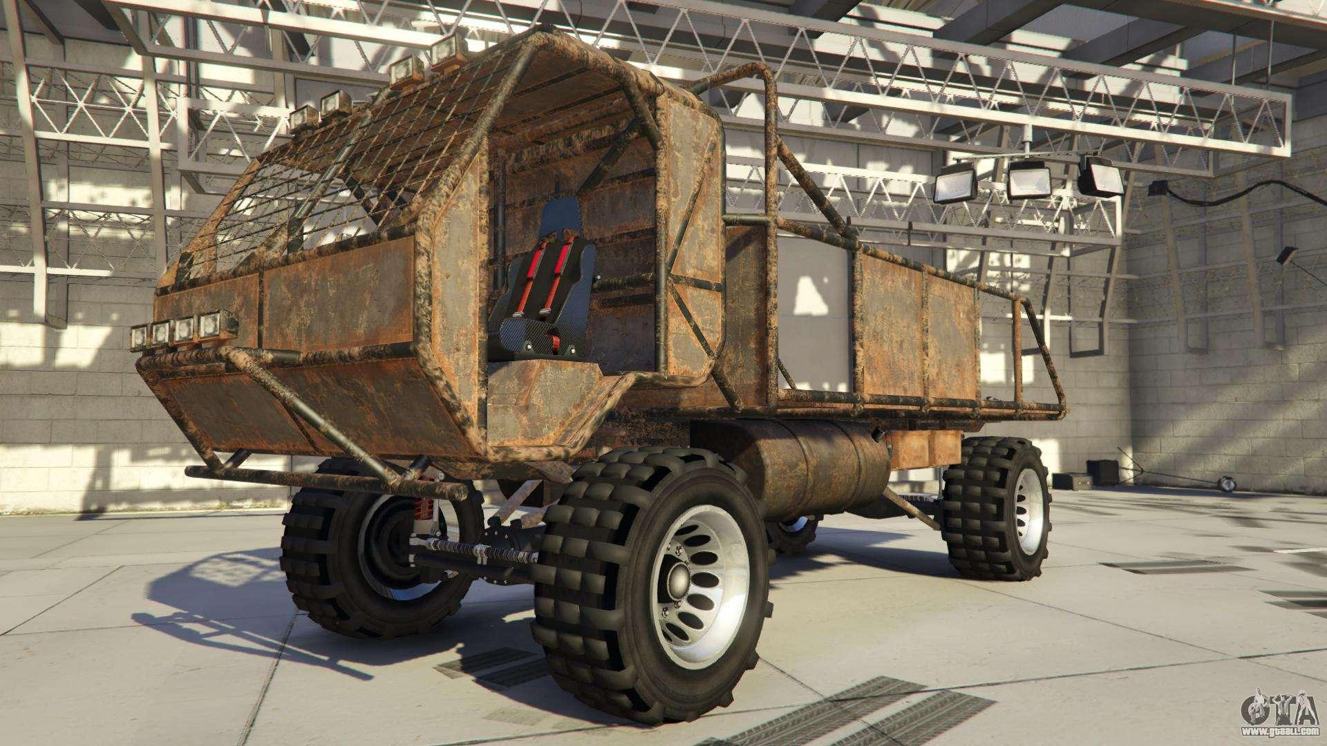MTL Wastelander from GTA Online