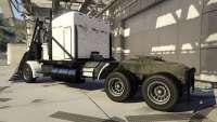 Jobuilt Phantom Wedge from GTA Online rear view