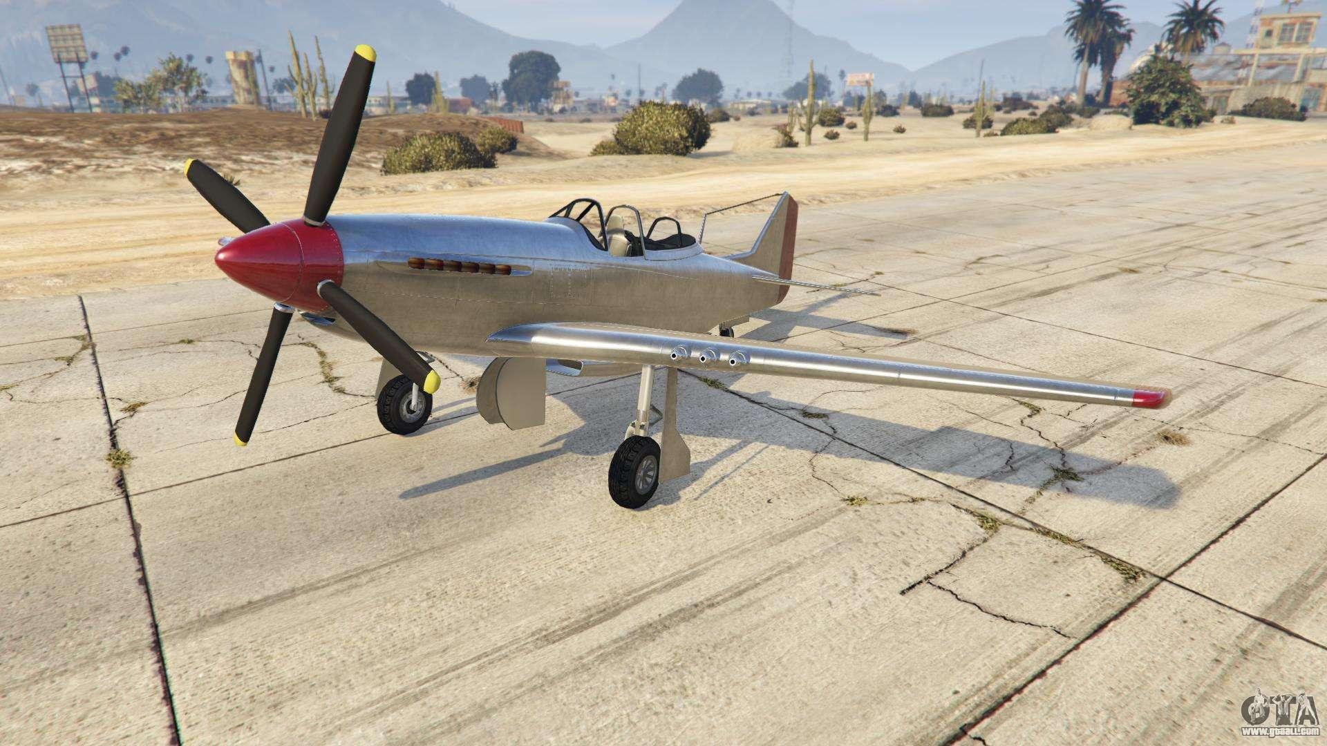 P-45 Nokota from GTA Online