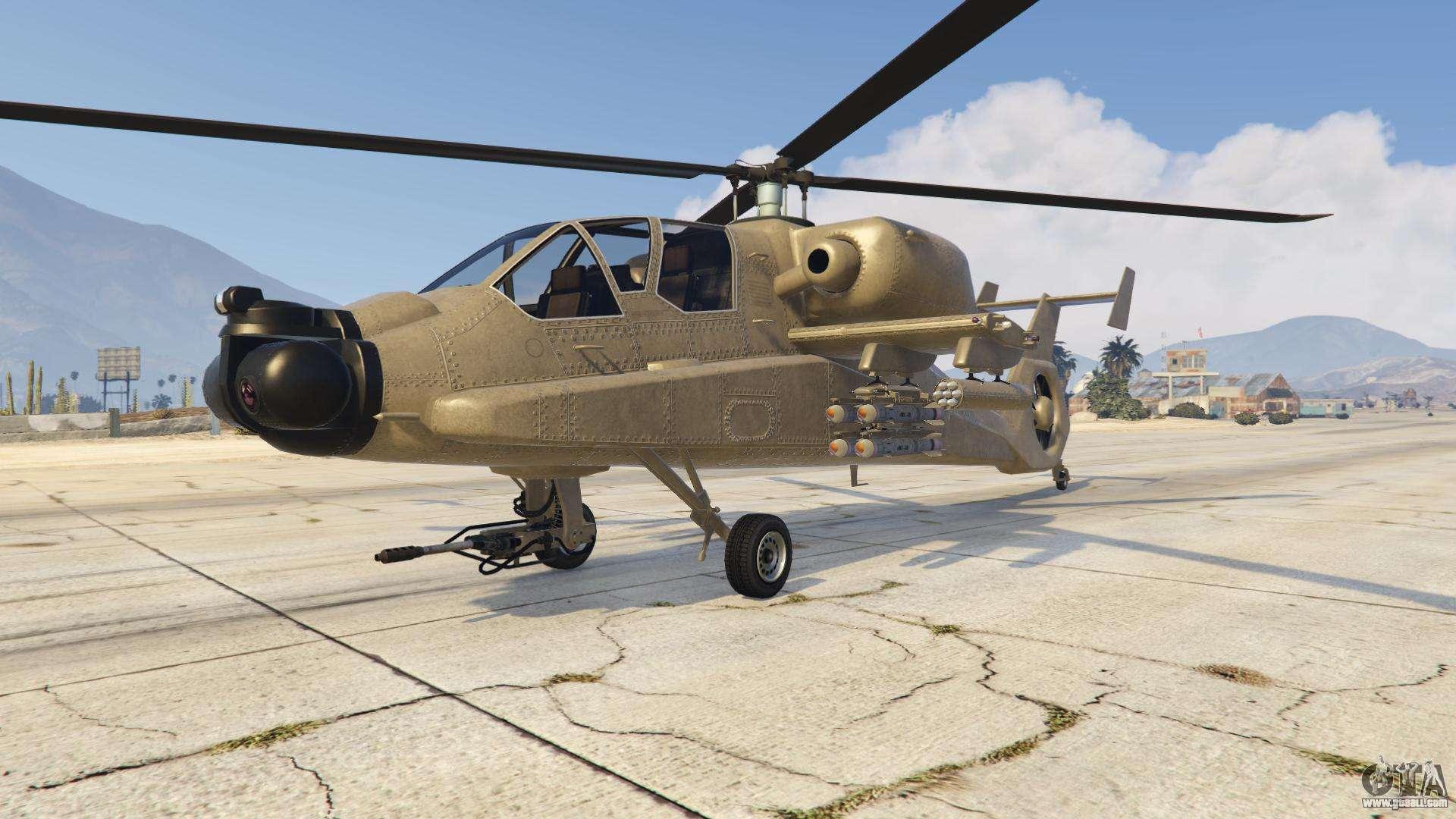 FH-1 Hunter from GTA Online